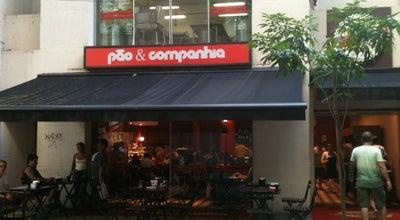 Photo of Bakery Pão & Companhia at R. Raimundo Corrêa, 9, Rio de Janeiro 22040-042, Brazil