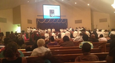 Photo of Church Temple of Glory Community Church at 1105 Stiles Ave, Savannah, GA 31415, United States