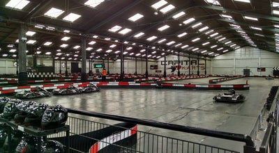 Photo of Go Kart Track Capital Karts at A13 Barking, United Kingdom
