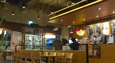 Photo of Cafe Angel-in-us Coffee 롯데시네김해점 at 부원동, 김해시, South Korea