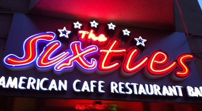 Photo of American Restaurant Sixties Diner at Oranienburger Str.11, Berlin 10178, Germany