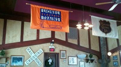 Photo of American Restaurant Oconomowoc Train Depot at 115 E Collins St, Oconomowoc, WI 53066, United States