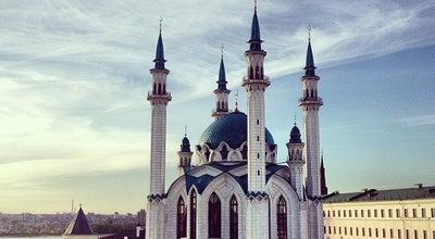 Photo of Mosque Кул-Шариф at Кремль, 13, Казань 420014, Russia