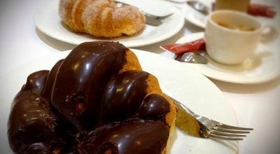 Photo of Dessert Shop Confitería Capri at C. Navarro Rodrigo, 21, Almería 04001, Spain