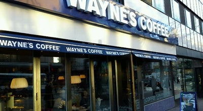Photo of Coffee Shop Wayne's Coffee at Hämeenkatu 3, Tampere 33100, Finland