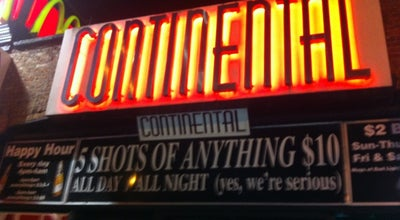 Photo of Nightclub Continental at 25 Third Ave, New York, NY 10003, United States
