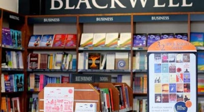 Photo of Bookstore Blackwell's at Cambridge Rd, Portsmouth PO1 2EF, United Kingdom