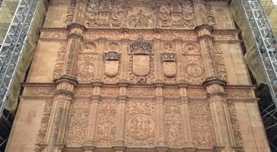 Photo of Historic Site Fachada Universidad at Spain