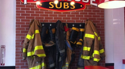 Photo of Food Firehouse Subs at 2627 E 80th Ave, Merrillville, IN 46410, United States
