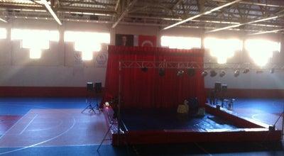 Photo of Basketball Court Safranbolu Kapalı Spor Salonu at Turkey