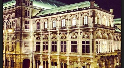 Photo of Opera House Wiener Staatsoper at Opernring 2, Wien 1010, Austria