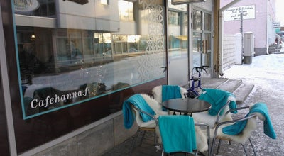 Photo of Cafe Cafe Hanna at Torikatu, Valkeakoski 37600, Finland
