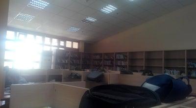 Photo of Library AKM kütüphanesi at Atatürk Bulvarı, Samsun, Turkey
