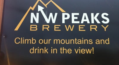 Photo of Pub Northwest Peaks Brewery at 4912 17th Ave Nw, Seattle, WA 98107, United States