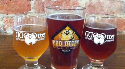 Photo of Brewery Odd Otter Brewing Company at 716 Pacific Ave, Tacoma, WA 98402, United States
