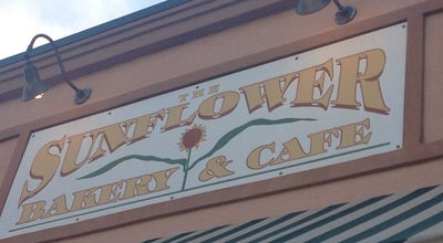 Photo of Cafe Sunflower Bakery at 512 14th St, Galveston, TX 77550, United States