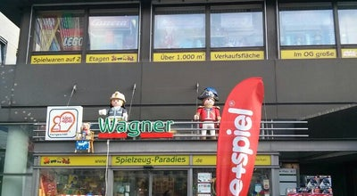 Photo of Toy / Game Store Spielzeug-Paradies Wagner at Dr.-ruer-platz 6, Bochum 44787, Germany