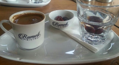 Photo of Coffee Shop Rumeli Bistro at Forbes Caddesi 313 Sokak Forbes Sevgi Yolu No: 9/a Şirinyer Izmir, Buca 35380, Turkey