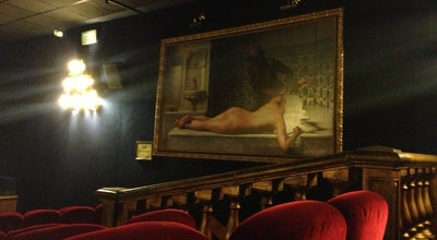 Photo of Indie Movie Theater Cinéma Utopia at 24 Rue Montardy, Toulouse 31000, France