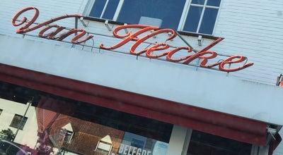 Photo of Bakery Bakkerij Van Hecke at Baron De Gieylaan 69, De Pinte 9840, Belgium