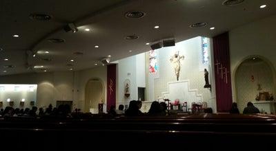 Photo of Church St. Agnes Kouying Tsao Catholic Church 聖曹桂英天主教堂 at 2130 Rodick Rd., Markham, ON L6C 1S7, Canada