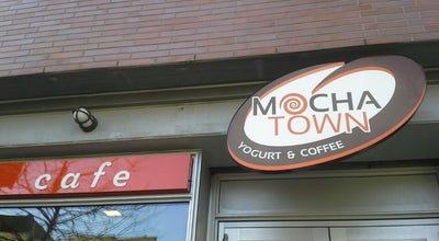 Photo of Cafe Mocha Town at 155 University Ave, Newark, NJ 07102, United States