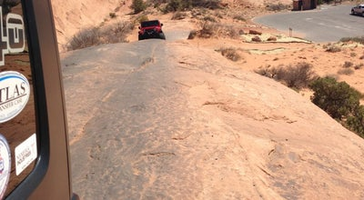 Photo of Trail Slickrock at Top Of 300 S, Moab, UT, United States