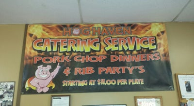 Photo of BBQ Joint Hog Haven at 1514 Joliet St, Dyer, IN 46311, United States