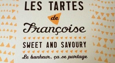 Photo of Dessert Shop Les Tartes de Françoise at Renbaanlaan 75 Av. De L'hippodrome, Elsene / Ixelles 1050, Belgium