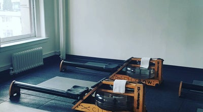 Photo of Gym / Fitness Center CityRow at 80 5th Ave, New York, NY 10011, United States