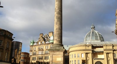 Photo of Monument / Landmark Grey's Monument at Blackett St., Newcastle upon Tyne NE1 7AL, United Kingdom