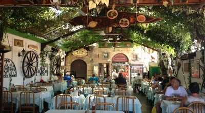 Photo of Taverna Rustico at Ιπποδάμου 3-5, Rhodes 851 00, Greece