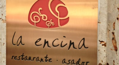 Photo of Spanish Restaurant La Encina at C. Casañe, 2, Palencia 34002, Spain
