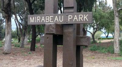 Photo of Playground Mirabeau Park at 6705 Mirabeau Dr, Newark, CA 94560, United States