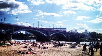 Photo of Beach Bar Temat Rzeka at Wybrzeże Szczecińskie, Warszawa 01-999, Poland