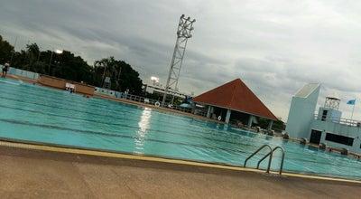 Photo of Pool Thupatemi Swimming Pool at Ku Kot, Lum Lukka 12130, Thailand