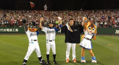 Photo of Baseball Field 旭川スタルヒン球場 at 花咲町2丁目~3丁目, 旭川市 070-0901, Japan