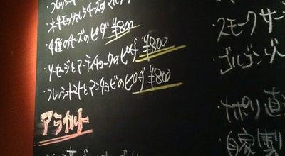 Photo of Wine Bar ろっこ ナポリピッツァと100円ワイン at Japan