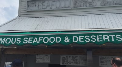Photo of Seafood Restaurant Evans Brothers Seafood at 1100 Maine Ave Sw, Washington, DC 20024, United States