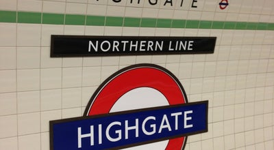 Photo of Subway Highgate London Underground Station at Archway Rd, Highgate N6 5BH, United Kingdom