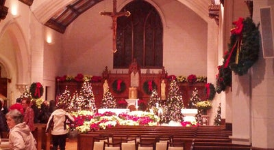 Photo of Church St. Thomas the Apostle at 290 North St, Peabody, MA 01960, United States