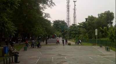 Photo of Skate Park Skatepark veteran at Indonesia