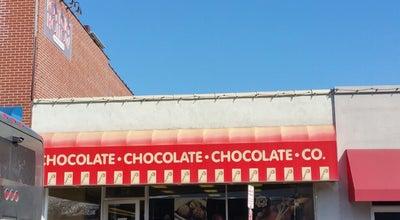 Photo of Dessert Shop Chocolate Chocolate Chocolate Co. at 112 N Kirkwood Rd, Kirkwood, MO 63122, United States