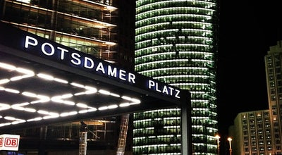 Photo of Plaza Potsdamer Platz at Potsdamer Platz, Berlin 10785, Germany