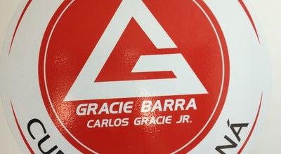 Photo of Martial Arts Dojo Gracie Barra at Av. Paraná, 1137, Curitiba 80035-130, Brazil