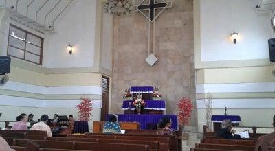 Photo of Church Gereja HKBP Cimahi at Jl. Lurah, Cimahi, Indonesia