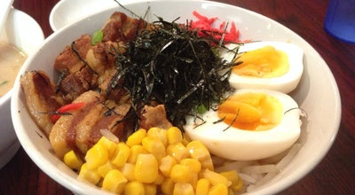 Photo of Restaurant Ramen Tenma at 487 Saratoga Ave, San Jose, CA 95129, United States