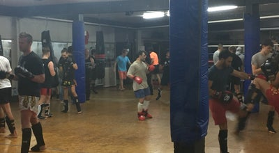 Photo of Boxing Gym Capitol Academy at Sint-annaplein 62, Gent 9000, Belgium