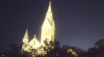Photo of Church Paróquia Nossa Senhora da Glória at Av. Dos Andradas, 855, Juiz de Fora 36036-000, Brazil
