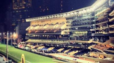 Photo of Racetrack Happy Valley Racecourse 跑馬地馬場 at 1 Sports Rd., Happy Valley, Hong Kong